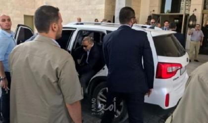 الوفد المصري يغادر قطاع غزة بعد إجراء ترتيبات خاصة لمقر القنصلية !