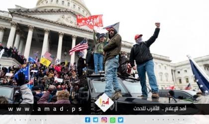 """""""صنداي تايمز"""": شبح الحرب الأهلية يخيم على أمريكا..وآخرون يتحدثون عن الانفصال!"""