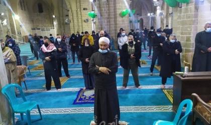 أوقاف حماس تصدر توجيهات جديدة حول عودة صلاة الجمعة في المساجد