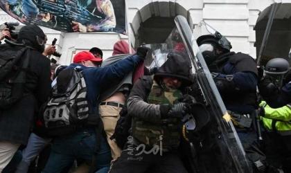 واشنطن: بيلوسي تعلن فتح تحقيق مستقل في أعمال شغب الكابيتول