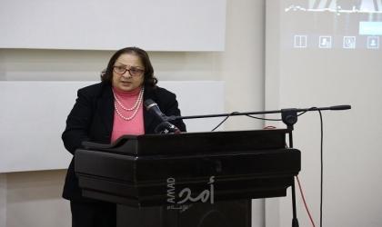 وزيرة الصحة الفلسطينية تطالب بفرض الاغلاق الشامل لمدة إسبوعين