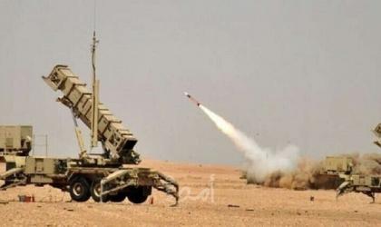 التحالف العربي يدمر صاروخا باليستيا أطلقه الحوثيون صوب جازان