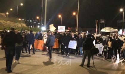 مظاهرات احتجاجية ضد الجريمة وتقاعس الشرطة الإسرائيلية في مدن وبلدات داخل أراضي 48