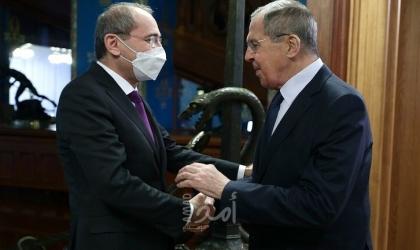 لافروف والصفدي: اتفاقات التطبيع مع إسرائيل ليست بديلا عن حل الدولتين