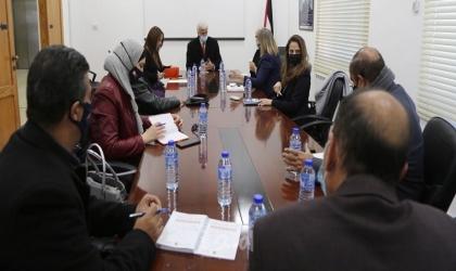 رام الله: التربية وصندوق الأمم المتحدة للسكان يؤكدان على مرتكزات الشراكة وتوسيعها