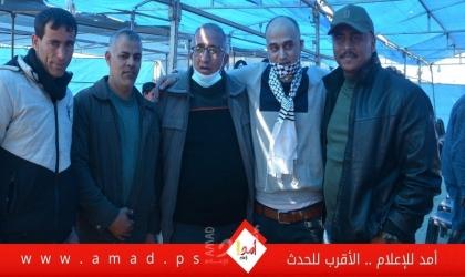 """""""محمد النجار"""" يروي لـ""""أمد"""" معاناة الأسرى داخل السجون الإسرائيلية - فيديو"""