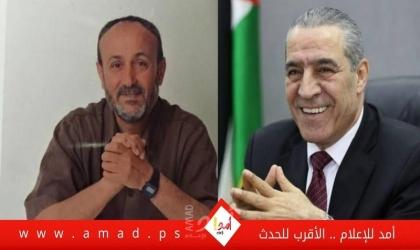 قناة عبرية: إسرائيل تمنع الوزير حسين الشيخ من زيارة مروان البرغوثي