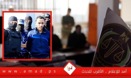 """داخلية حماس تغلق منطقة القضاء العسكري للنطق بالحكم على """"الصوفي"""" قاتل """"جبر القيق"""""""