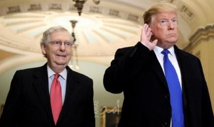 رغم نقده الشديد ..ماكونيل: سأدعم ترامب لو ترشح عن الحزب الجمهوري في 2024