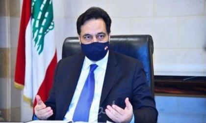 رئيس الوزراء اللبناني حسان دياب يهدد بالامتناع عن إدارة الحكومة