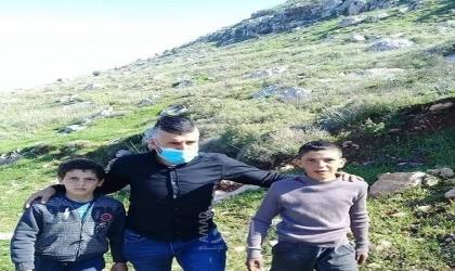 بعد اختطافهم من قبل مستوطنين.. إطلاق سراح طفلين من نابلس