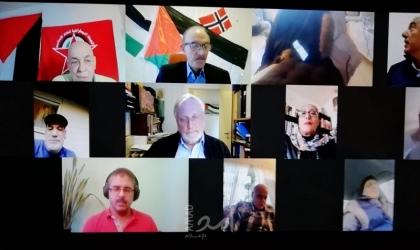 التجمع الديمقراطي الفلسطيني في النرويج يحيي الذكرى ال٥٢ لانطلاقة الجبهة الديمقراطية