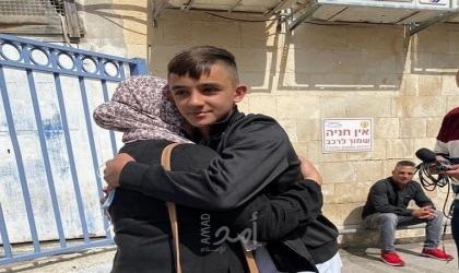 """القدس: محكمة إسرائيلية تحكم على الطفل """"عبد الله عبيد"""" بالسجن الفعلي"""