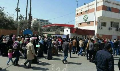 نقابة موظفي حماس تدعو لوقفة احتجاجية أمام وزارة المالية يوم الأحد القادم