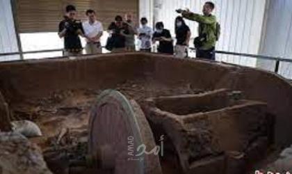 ترميم أكثر من 100 قطعة أثرية في منطقة شينجيانغ الصينية
