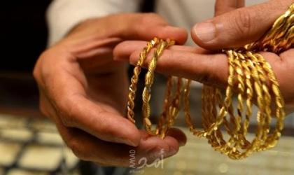 أسعار الذهب في أسواق فلسطين الثلاثاء