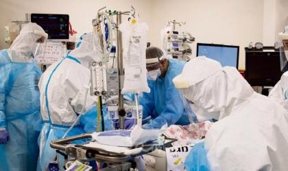 """الصحة الإسرائيلية: عدد حالات """"كورونا"""" النشطة انخفض إلى (1500)"""