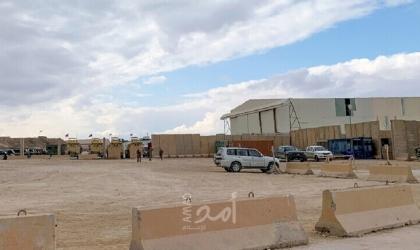 العراق: سقوط صاروخي كاتيوشا في ساحة فارغة بقاعدة عين الأسد الجوية