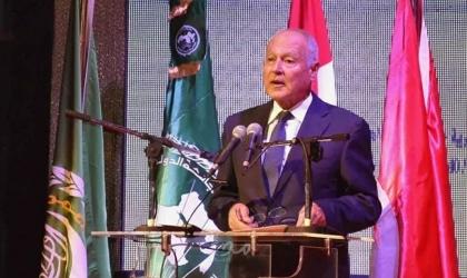 أبو الغيط يزور بغداد ويعقد مؤتمرا مشتركا مع وزير الخارجية
