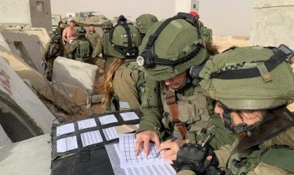 """جيش الاحتلال يفجر """"كهفاً"""" جنوب الخليل"""