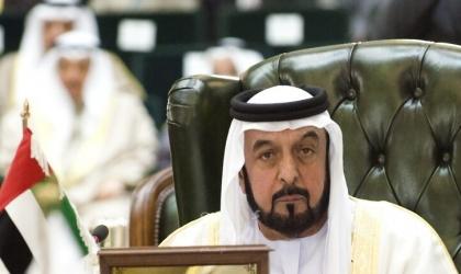 قادة الإمارات يبعثون رسائل إلى الرئيس السوري بشار الأسد