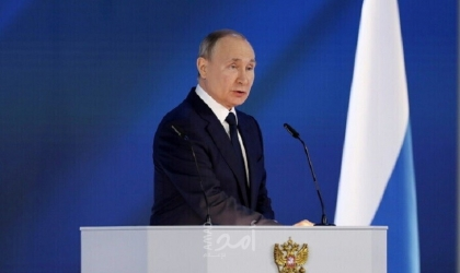"""بوتين: مستعدون لتأييد رفع حماية الملكية الفكرية للقاحات """"كورونا"""""""