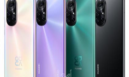 هواوي تطلق رسمياً هاتف nova 8 Pro 4G بمعدل تحديث 120Hz