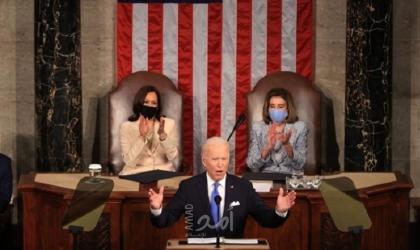 """بايدن:  أمريكا """"لا تسعى إلى نزاع"""" مع الصين أو روسيا ويحد ملامح سياسته - فيديو"""
