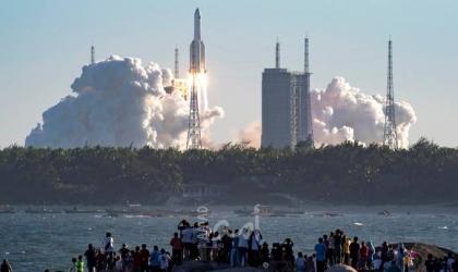 """خبراء يكشفون تفاصيل الصاروخ الصيني """"الخارج عن السيطرة"""""""