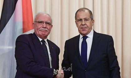 خلال لقاء المالكي..لافروف: لدى روسيا مقترحات لإستئناف مفاوضات التسوية في الشرق الأوسط