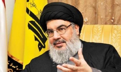حسن نصر الله: المحقق الرئيسي في انفجار مرفأ بيروت مسيس ولن يصل إلى الحقيقة