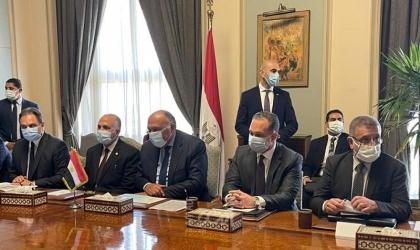 """الخارجية المصرية: القاهرة تأمل التوصل لاتفاق بشأن """"سد النهضة"""" قبل صيف العام الجاري"""