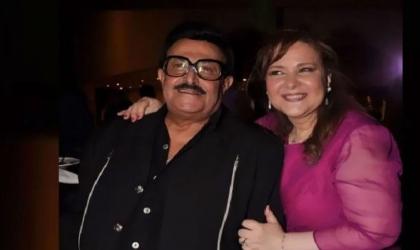 تطور الحالة الصحية لـفنان سمير غانم وزوجته دلال