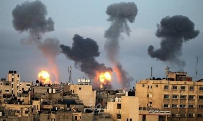 محدث-  لحظة بلحظة..تطورات العدوان الإسرائيلي على قطاع غزة والرد الصاروخي!
