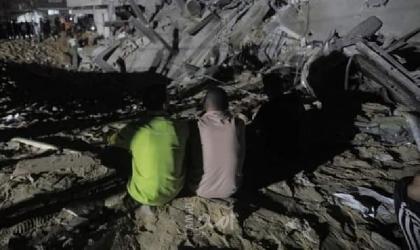 ما هي الأهداف التي هاجمتها طائرات الاحتلال خلال عدوانها المستمر على قطاع غزة؟1