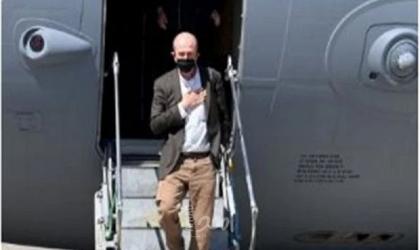 وصول هادي عمرو مسؤول ملف فلسطين وإسرائيل بالخارجية الأمريكية إلى تل أبيب