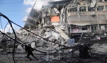 غزة: بدء الاستعلام عن قيمة الأضرار الاقتصادية الناتجة عن العدوان الأخير