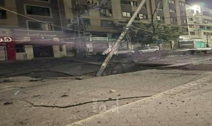 شهيدة وعدة إصابات في قصف إسرائيلي لمجموعة من المواطنين شرق جباليا