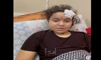 بعد مناشدتها الملك عبدالله الثاني…سيتم نقل الطفلة المصابة فرح سليم من غزة للعلاج بالأردن