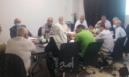 فصائل المنظمة وحماس تؤكد على تعزيز الوحدة الوطنية والسلم المجتمعي وعدم المساس بالرموز