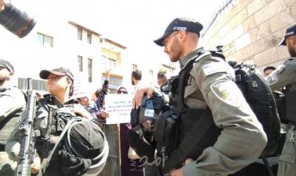 القدس: دعوات شبابية لوقفة احتجاجية رفضاً لقرار تهجير أهالي سلوان- صور