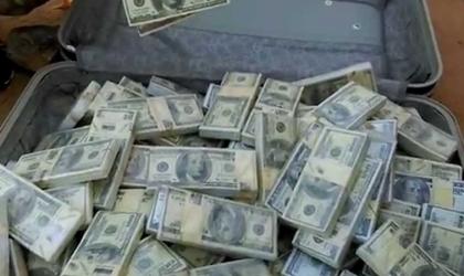 حقائب ثقيلة تكشف أكبر عملية تهريب أموال في لندن