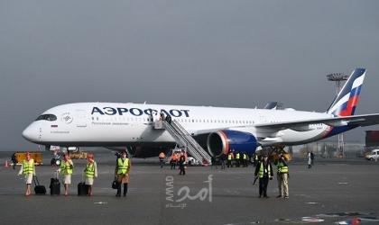 """""""إيروفلوت"""" الروسية تستأنف رحلاتها الجوية إلى مصر في الأيام المقبلة"""