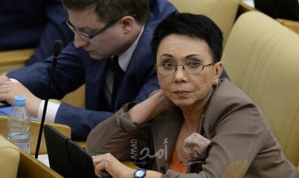 وفاة النائب في مجلس الدوما الروسي لاريسا شويغو