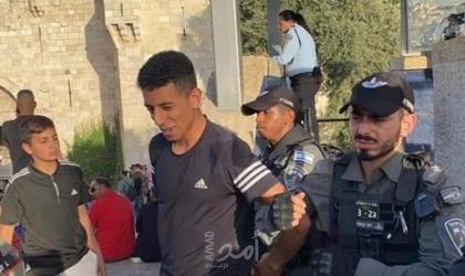 نادي الأسير: القدس تتصدّر الاعتقالات من قبل جيش الاحتلال منذ (4) سنوات