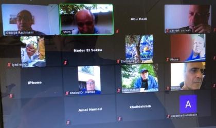 اتحاد الجاليات والمؤسسات والفعاليات الفلسطينية في أوروبا ينظم ندوة رقمية