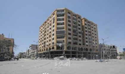 """منتدى الإعلاميين: إطلاق اسم """"ميدان الصحافة"""" على مفترق رئيسي بغزة تقديراً لجهودهم وتضحياتهم"""