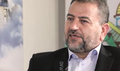 خلافًا للسائد مؤخرًا..العاروري: حماس ليس لها معركة مع فتح وعباس ولن يستطيع أحد منا إلغاء الآخر