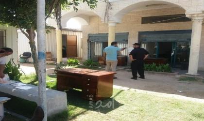 غزة: وزارة النقل والمواصلات عن إعادة افتتاح دائرة ترخيص الشمال