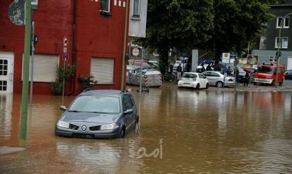 إعلان حالة الطوارئ بسبب الفيضانات في نيوزيلندا